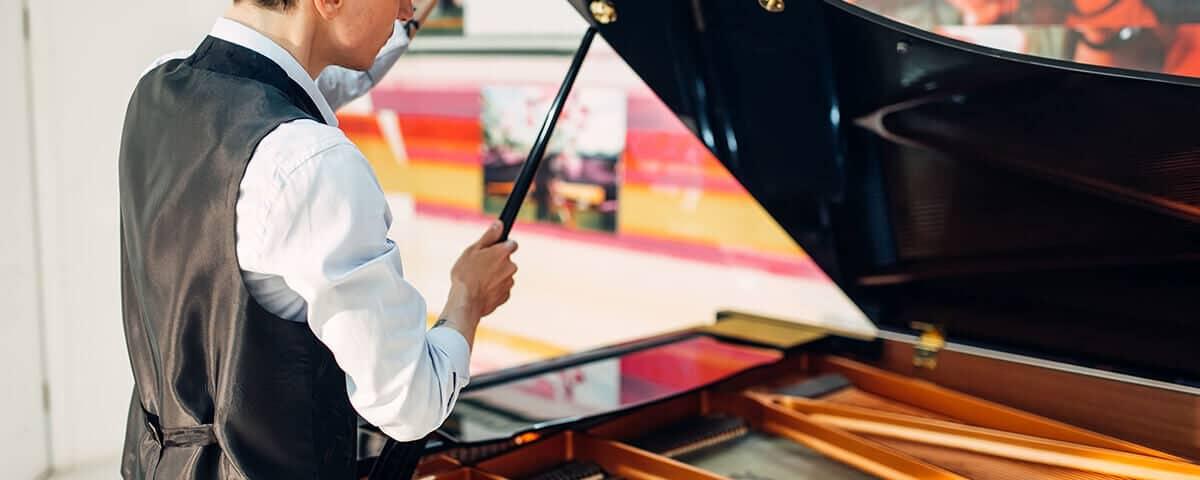 entretien piano à queue