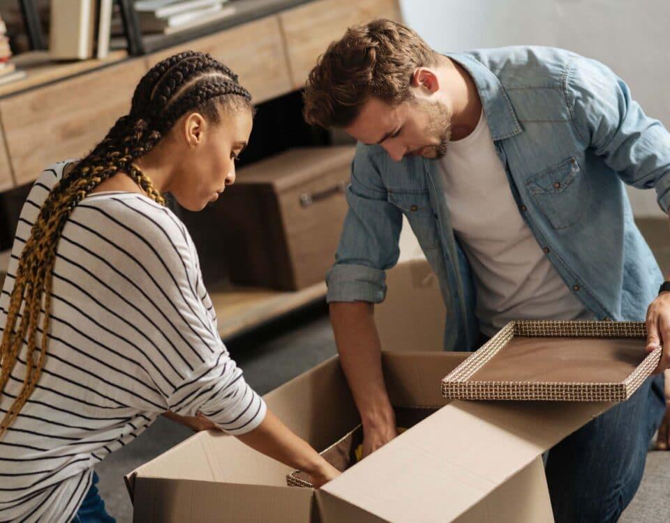 Formalité administrative déménagement