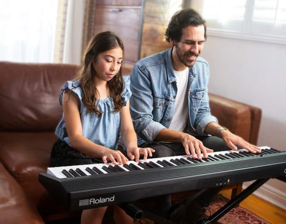 Quel piano pour débuter